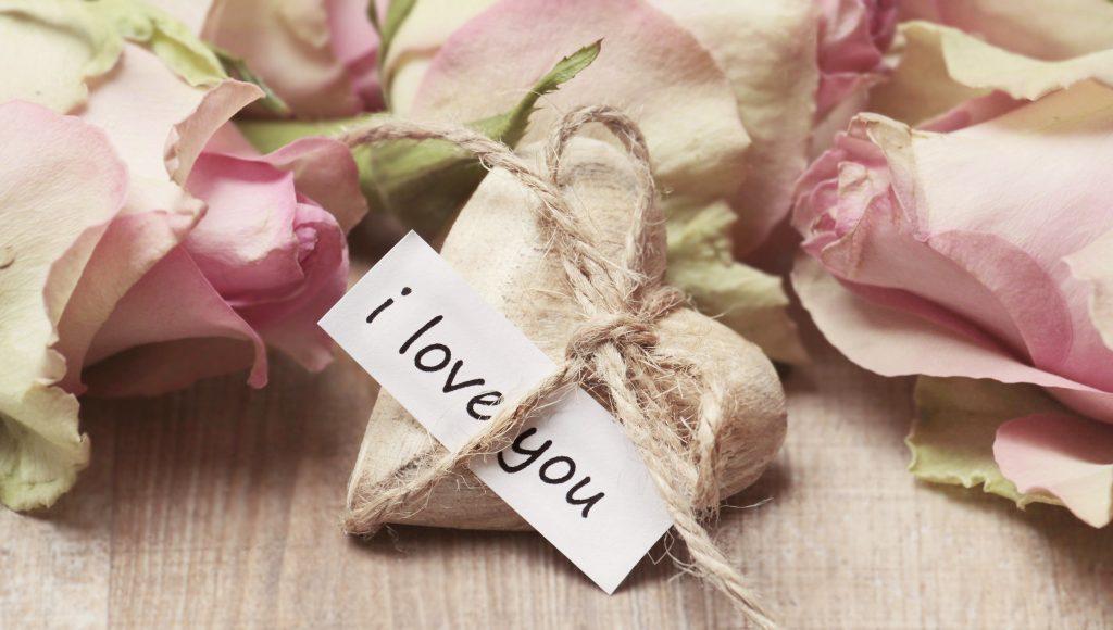 Verliebt Valentinstag geschenk